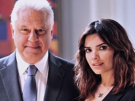 Entrevistadas aprovam relacionamento com o chefe, contanto que ele não seja comprometido. Na novela 'Amor à Vida', a secretária Aline (Vanessa Giácomo) se relaciona com o o médico César (Antônio Fagundes) que é casado com Pilar (Susana Vieira)