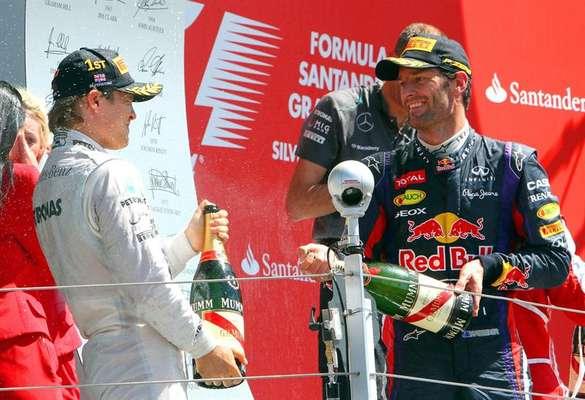 Nico Rosberg vence Grande Prêmio da Inglaterra e conquista segunda vitória na temporada