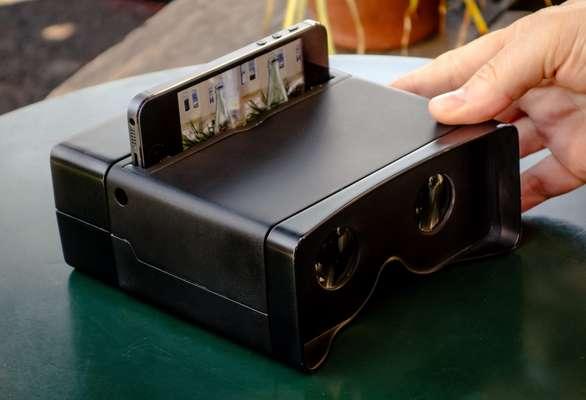 Poppy permite acoplar o iPhone e fazer e ver fotos e vídeos com o smartphone da Apple