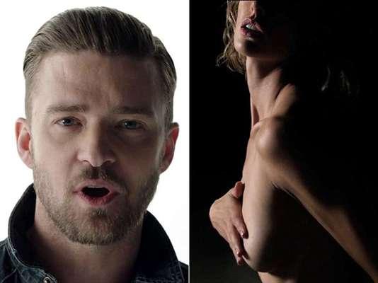 Las mejores fotos de Justin Timberlake desnudo