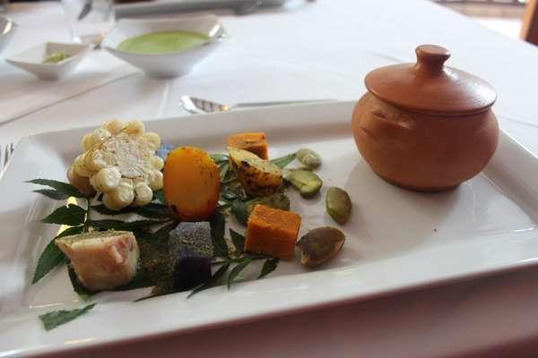 Pachamanca é uma espécie de cozido de carnes e legumes e é um dos pratos mais tradicionais do Peru