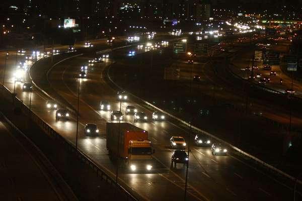 Cai nº de acidentes em rodovias de SP no feriado prolongado