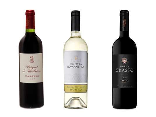 Ideais para o inverno, vinhos também são ótimas opções de presentes para os pais