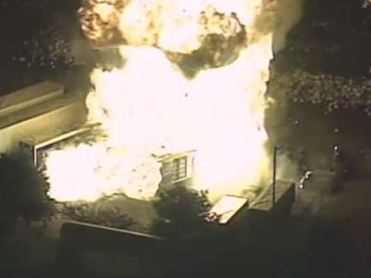 Causa das explosões ainda não foi determinada