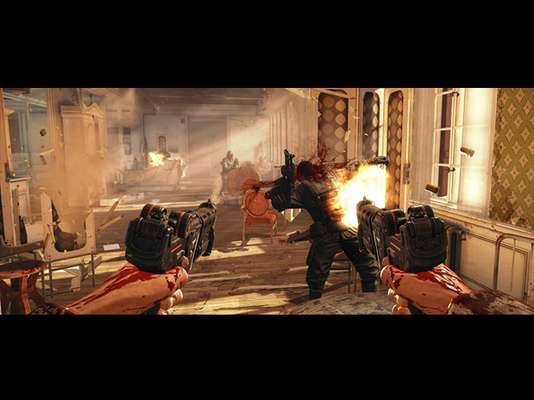 """Após adiar o lançamento de 'Wolfenstein: The New Order' para 2014, para ter mais tempo para """"aparar as arestas"""", Bethesda Softworks apresentou novas imagens do jogo"""