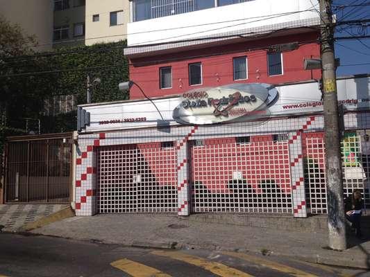 6 de agosto - A escola onde o menino de 13 anos estudava ficou fechada nesta terça-feira, após o crime na Brasilândia