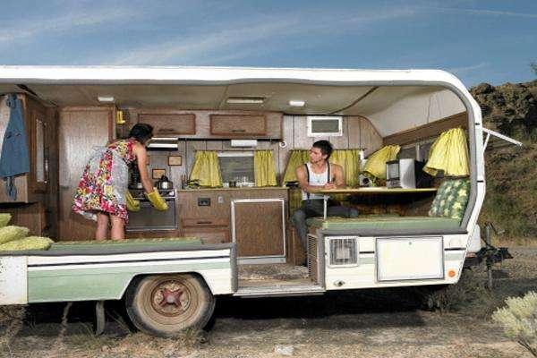 Campers sobre ruedas para viajar y vivir como aventureros - Minicasas sobre ruedas en espana ...