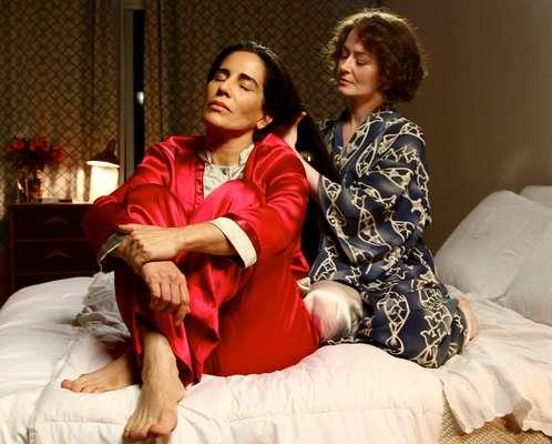 Glória Pires e Miranda Otto são as protagonistas do filme 'Flores Raras', que conta a história de amor entre Elizabeth Bishop e Lota de Macedo Soares