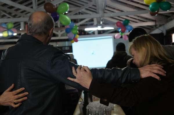 Pais de vítimas do incêndio da boate Kiss se reuniram neste domingo em evento promovido pela Associação dos Familiares de Vítimas e Sobreviventes da Tragédia de Santa Maria (AVTSM)
