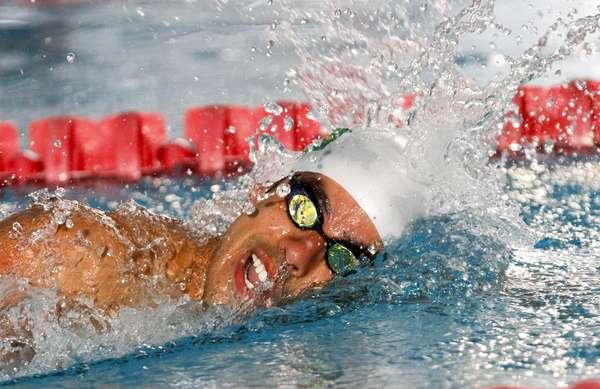 Daniel Dias conseguiu se recuperar no Mundial Paralímpico de Natação nesta terça-feira
