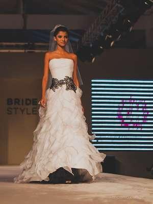 O primeiro dia do Bride Style, o fashion week das noivas, que acontece no shopping JK Iguatemi, foi marcado por requinte e luxo com o desfile da estilista carioca Carol Hungria