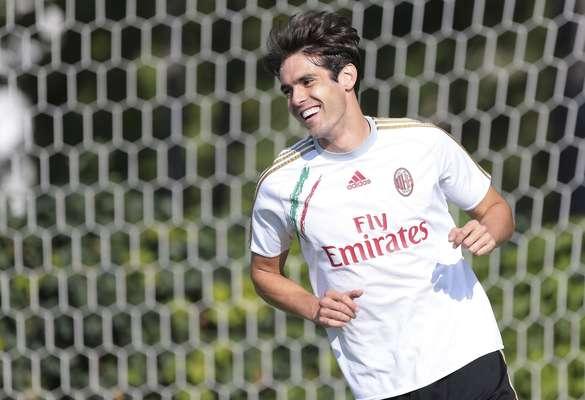 Kaká (meia, Milan) - entendeu o recado de Felipão e voltou po Milan, onde deve jogar mais tempo do que no Real Madrid