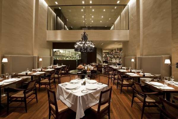 Capital gastronômica do Brasil, a cidade de São Paulo também se destacou na eleição dos 50 melhores restaurantes da América Latina ao emplacar seis representantes. O destaque ficou com o D.O.M., que conquistou o segundo lugar