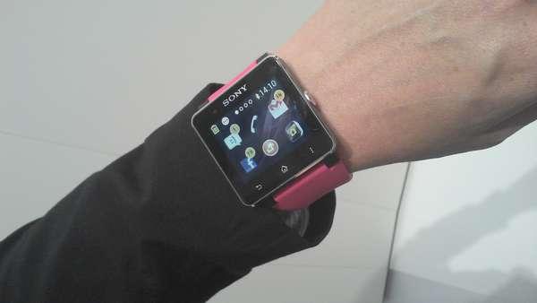 Relógio inteligente da Sony deve chegar até o fim de 2013 Brasil