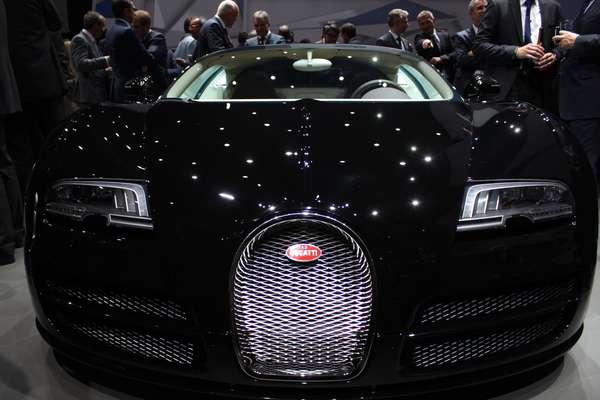 Bugatti Grand Vitesse Jean Bugatti