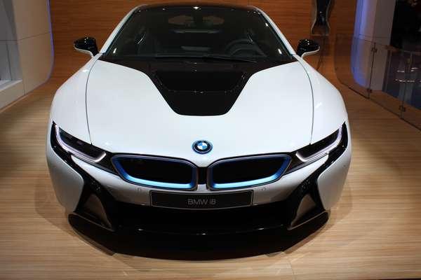 Novo BMW i8