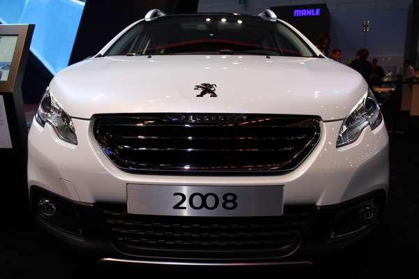 O 2008 será a estrela da marca francesa para o salão do automóvel de São Paulo, que é realizado em outubro do ano que vem