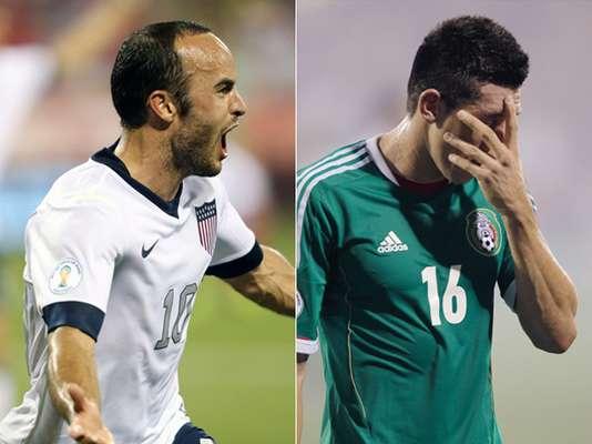 Estados Unidos, con goles de Eddie Johnson y Landon Donovan, venció por 2-0 a México y aseguró su pase directo al Mundial de Brasil 2014. Terra te muestra todo lo que no viste del duelo entre el Team USA y el Tri. (Con información de EFE)