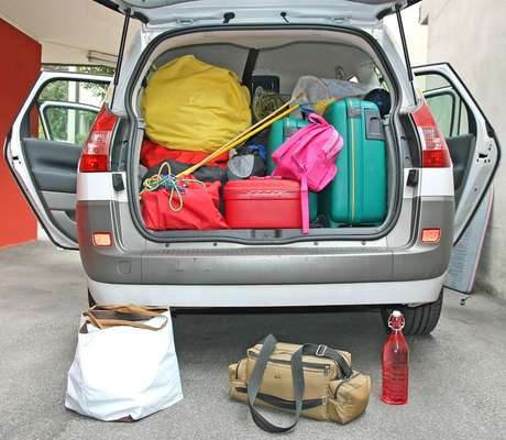 Quanto mais pesado o carro, maior o consumo de combustível