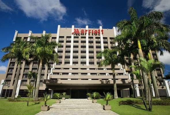 Localizado a menos de 5 minutos do Aeroporto Internacional de Guarulhos, o São Paulo Airport Marriott Hotel é uma ótima opção de hospedagem para quem viaja a negócios à capital paulista