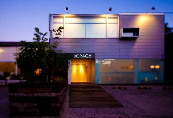 Localizado no bairro de Vitacura, em Santiago, o Boragó foi eleito o melhor restaurante do Chile e o 8o melhor da América Latina no concurso que escolheu os 50 melhores estabelecimentos da região