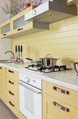 Cocinas el espacio perfecto para el color - Cocinas amarillas ...