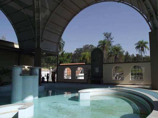 A Fonte da Juventude tem a água com o maior teor de enxofre e mais rica do Brasil