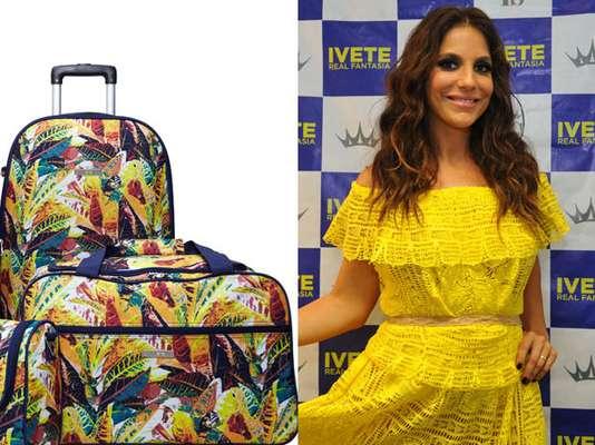 A marca Le Postiche lançará na próxima segunda-feira uma linha de bolsas inédita inspirada na alegria, simpatia e alto astral da cantora Ivete Sangalo