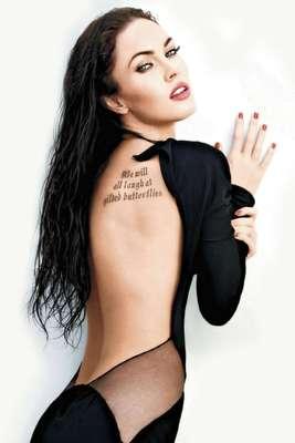 Megan Fox es una de las actrices más sensuales de Hollywood. La diva aseguró que es ícono sensual y que en la cama es una mujer con 'muchas hormonas', además en varias entrevistas afirmó que en una ocasión estuvo obsesionada con una actriz porno.