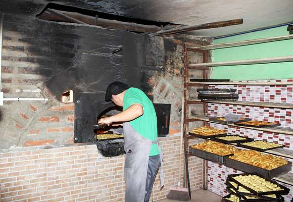 A cidade de Cayambe, na província de Pichincha, é famosa pela produção de biscoitos