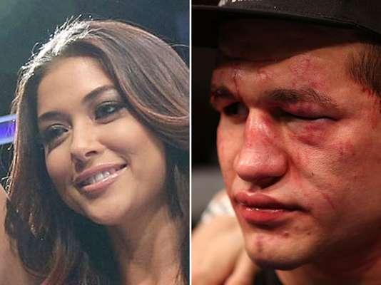 O UFC 166 contou com grandes lutas, nocautes, biquíni na pesagem e derrota de Junior Cigano para Cain Velásquez. Confira a seguir 50 fotos do evento que agitou Houston nesse final de semana
