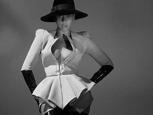 La celebridad de Beyonce Knowles falsifica porno