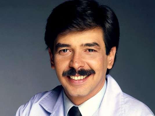Jorge Ortiz de Pinedo divirtió a varias generaciones con su 'Dr. Cándido Pérez', uno de sus personajes más recordados.