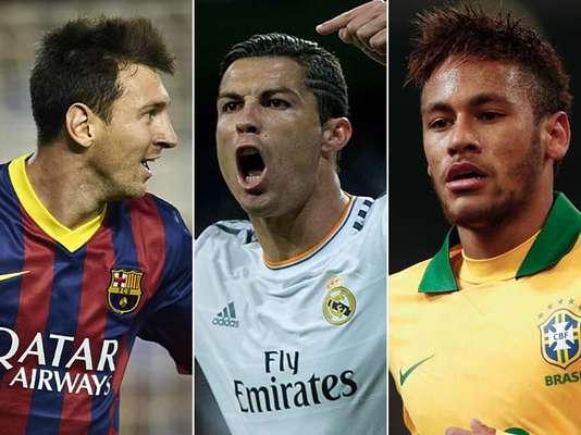Fifa anunciou nesta terça-feira (29/10) os 23 jogadores que concorrem ao prêmio de melhor do mundo de 2013. Confira quem são:
