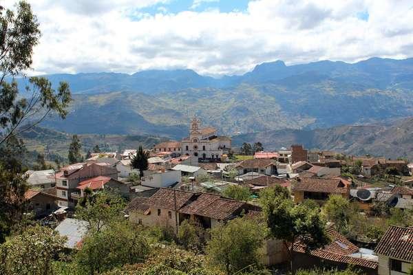 Povoados nos arredores de Cuenca, como San Bartolomé (foto), são atrativos turísticos da província de Azuay