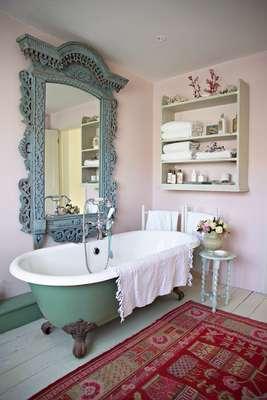 Ideas para decorar tu baño con encanto