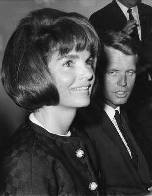 Jacqueline Kennedy em imagem de 1964