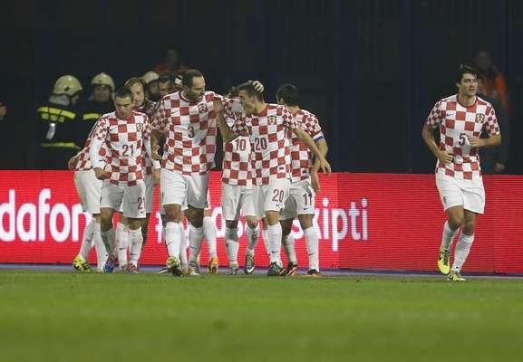 Croácia venceu Islândia em casa e se classificou para Copa do Mundo