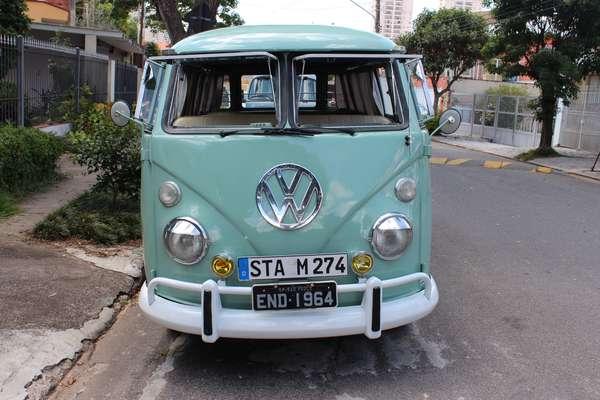 Volkswagen Kombi 1964