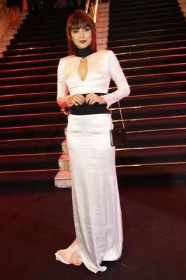 Na noite da última segunda-feira (02), diversos famosos compareceram à 3ª edição do prêmio GQ Men of the Year 2013, da revista GQ Brasil, realizado no hotel Copacabana Palace, no Rio de Janeiro; Maria Casadevall foi eleita a mulher do ano pela publicação