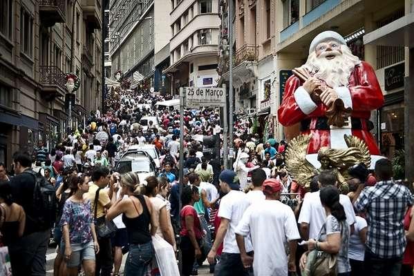 Natal deve movimentar R$ 32 bilhões neste ano no Brasil