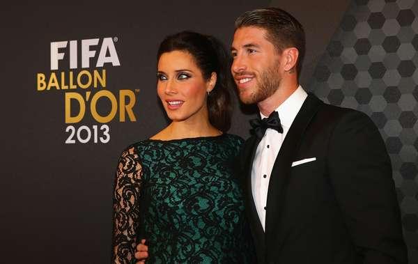 Photos Sergio Ramos' girlfriend Pilar Rubio