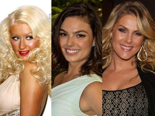 Devido à falta de tempo, famosas como Christina Aguilera, Isis Valverde e Ana Hickmann apostam no autobronzeador para manter a cútis morena