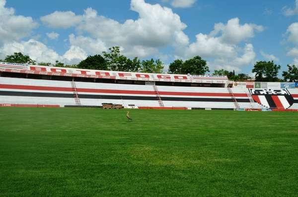 Casa do Botafogo de Ribeirão Preto, o Estádio Santa Cruz abrigará os treinos da França