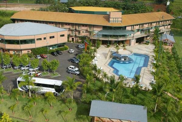 O Oscar Inn Eco Resort, em Águas de Lindoia, vai abrigar a seleção da Costa do Marfim em sua preparação para a Copa do Mundo