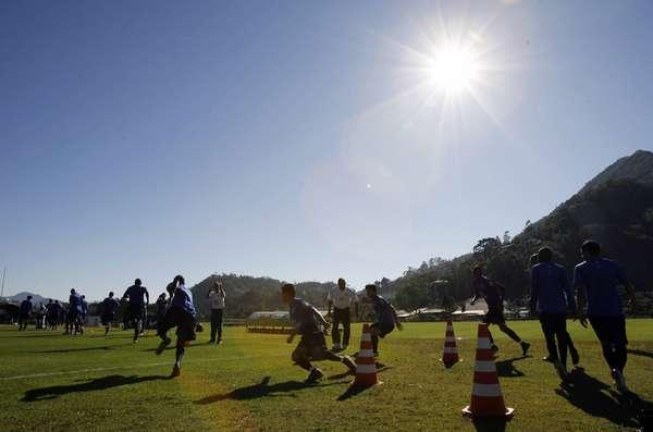 Casa de treinos da Seleção Brasileira, a Granja Comary, em Teresópolis, será o CT da equipe de Luiz Felipe Scolari antes da Copa do Mundo