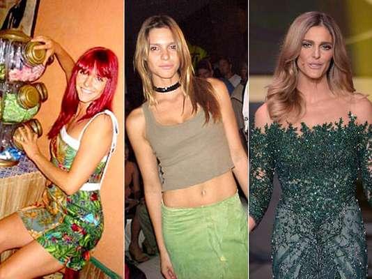 """De apresentadora da MTV à musa internacional, Fernanda Lima já trabalha na TV há quase 15 anos. De lá para cá, ela deixou para trás o estilo surfista, abandonou a franja e os cabelos lisérrimos e vermelhos, adotou uma postura mais elegante, mas continua com seu estilo """"sexy, despojado e criativo"""", abusando de looks práticos como vestidos, calças jeans, tênis e muito estampado. Siga com a galeria e confira a evolução de estilo da gaúcha"""