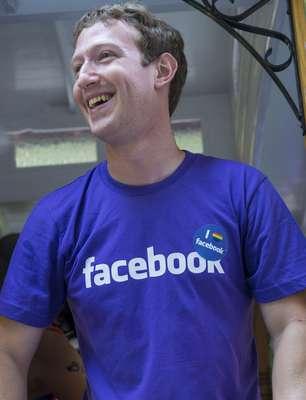 O maior acerto de Mark Zuckerberg, que se tornou uma celebridade, foi usar sua própria imagem como uma personificação do Facebook