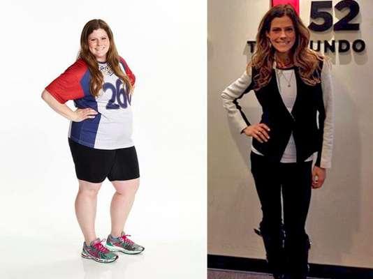 Rachel Frederickson fue la ganadora indiscutible de la edición número 15 de The Biggest Loser, tras una dramática pérdida de peso de 155 libras.