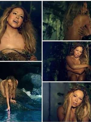 Mariah carey desnuda falsa
